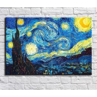 """""""Звездная ночь"""" Ван  Гог"""