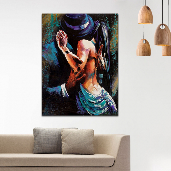 Картина В ритме танго
