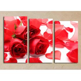 """""""Три красные розы"""""""