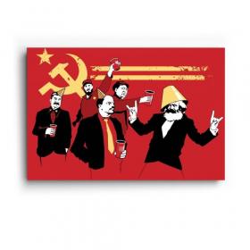СССР paty на стену