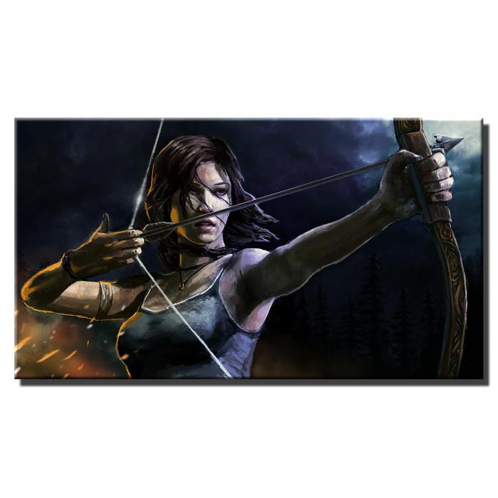 Постер Tomb Raider