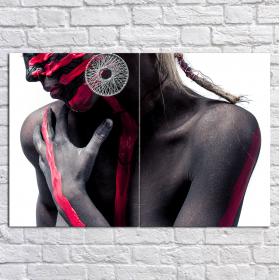 Красное и черное (Арт)