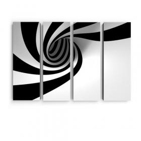 3д абстракция