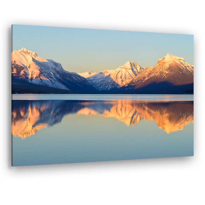 Картина Озеро Макдональд