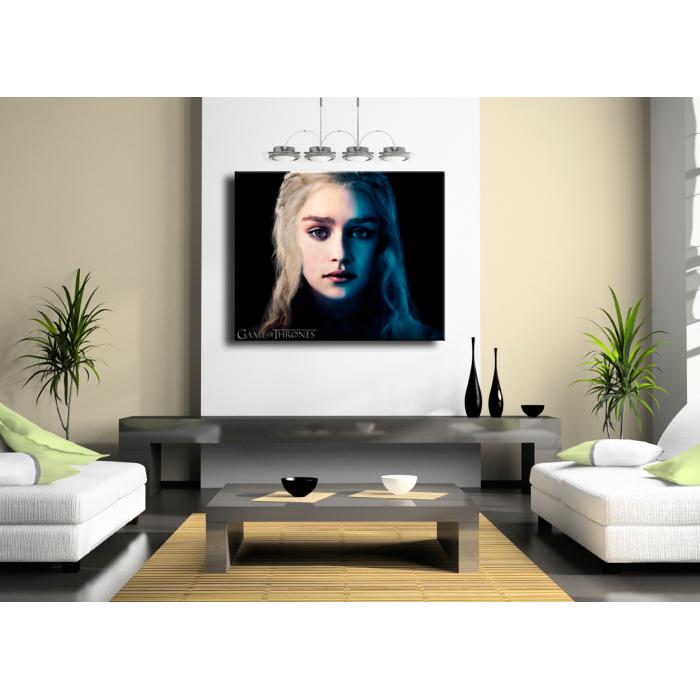 Постер Эмилия Кларк (игра престолов)