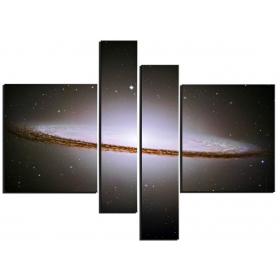 Галактика сомбреро  (4 части)