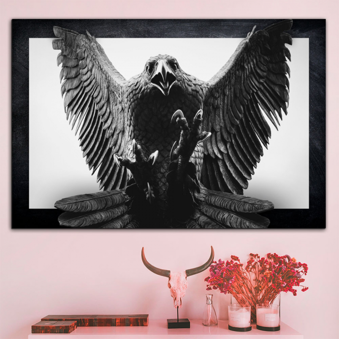 3d картина - Когти орла