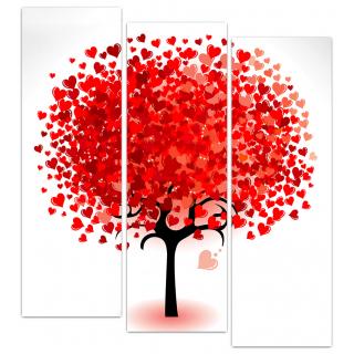 """Дерево сердец"""