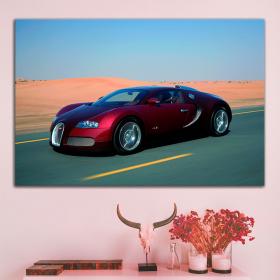 Bugatti veyron - гиперкар