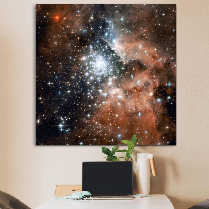 """Картина Созвездие """"пространство вселенной"""""""